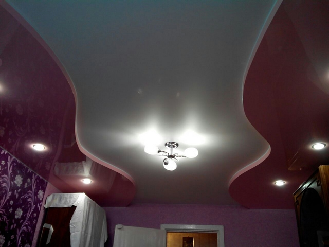 натяжные потолки Самара фото отзывы монтаж цена