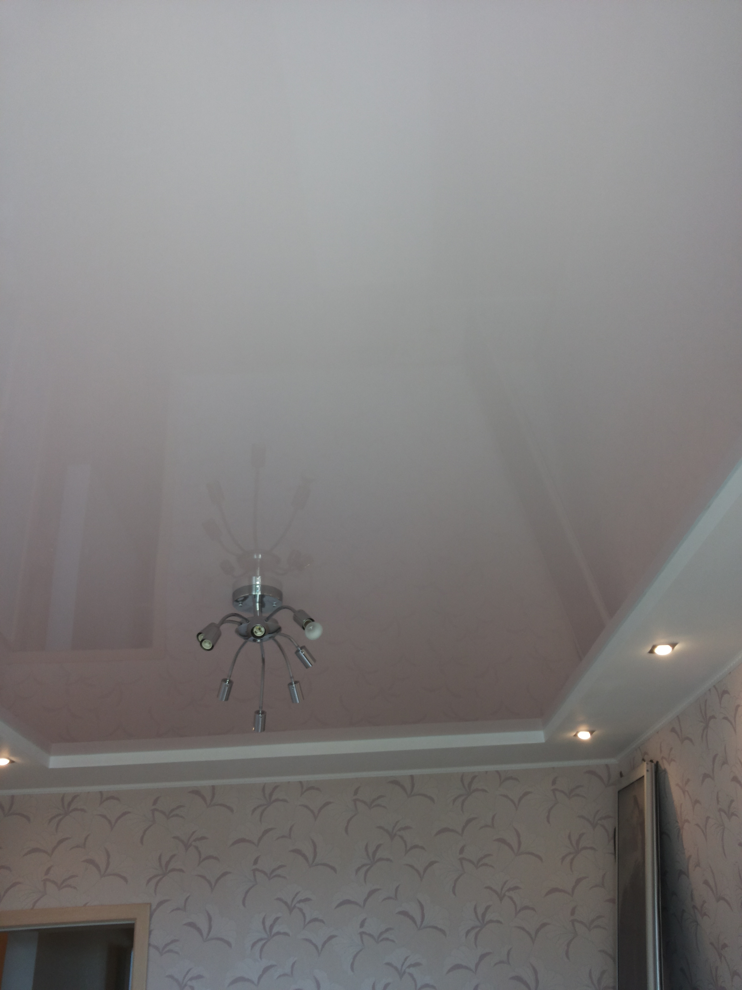 натяжные потолки в Нижнем Новгороде фото цена установка