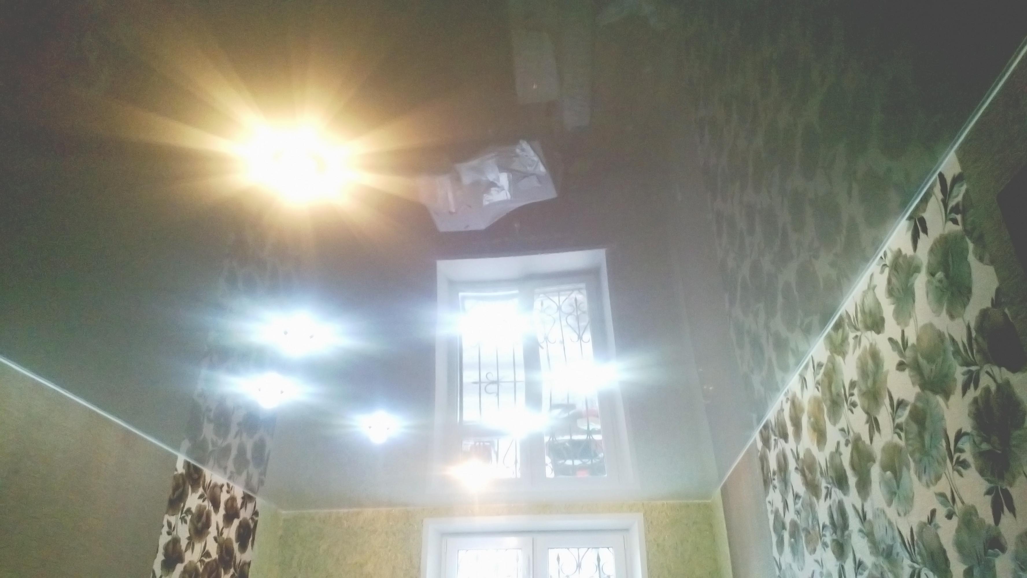 натяжные потолки фото цена двухуровневые матовые тканевые в Нижнем Новгороде