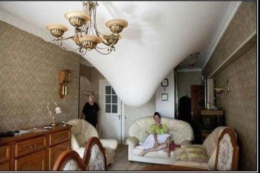 натяжные потолки фото глянец  монтаж цена установка тканевые двухуровневые