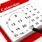 Расписание работы салонов компании «Ремонтика» в праздники.