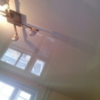 Натяжные потолки тканевые фото и цены отзывы. Благодарность от Клиента Гущин А.А.: