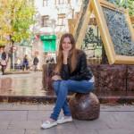 """Дарья Угрева в рубрике """"Знакомство в лицах"""""""