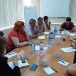 Для сотрудников компании прошел семинар «Стратегия развития».