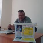 В салонах «Ремонтики» открыта помощь для Вити Свиридова.