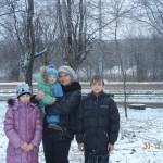 """Многодетная семья Березиных - герои проекта """"С любовью в Ваш дом!"""""""