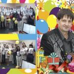 """Коллектив компании """"Ремонтика"""" поздравляет с Днем Рождения!"""