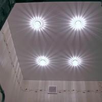 Тканевые натяжные Ремонтика  потолки